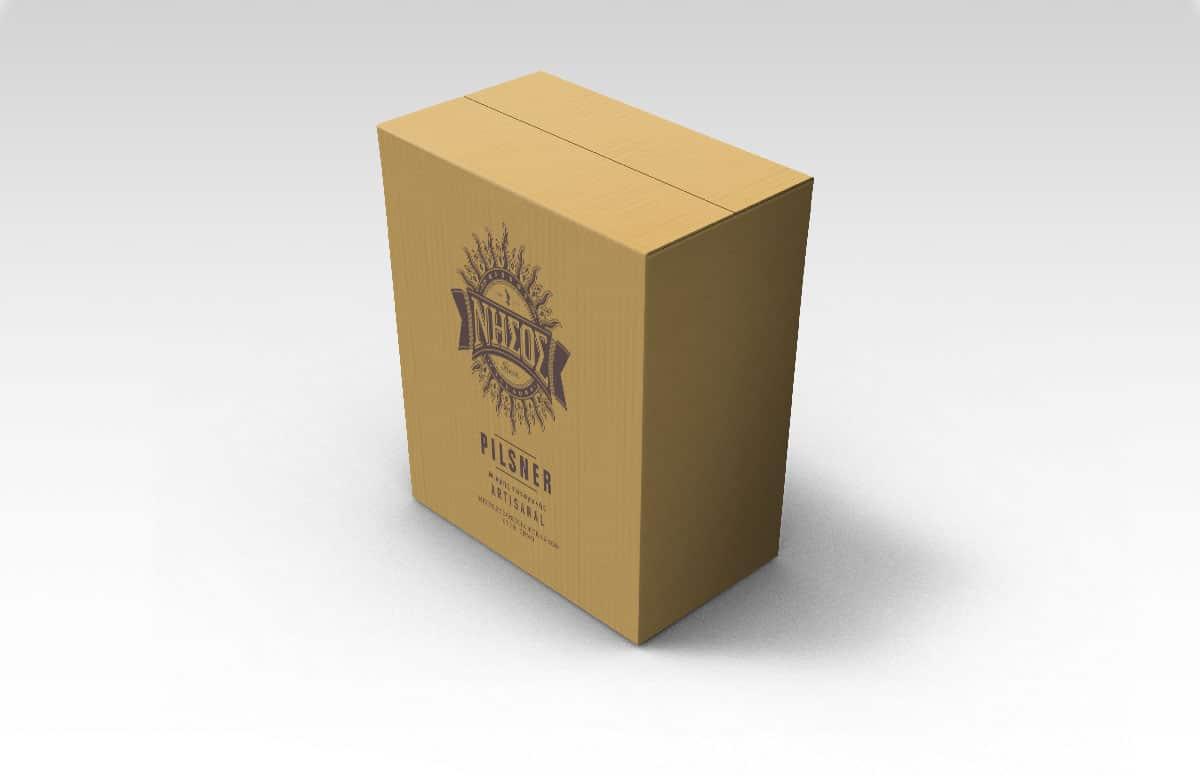 Plain Box