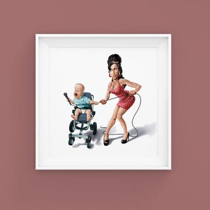 Noise Reduction – Amy Winehouse