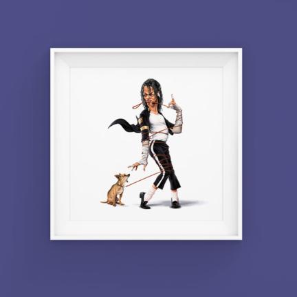 Noise Reduction – Michael Jackson