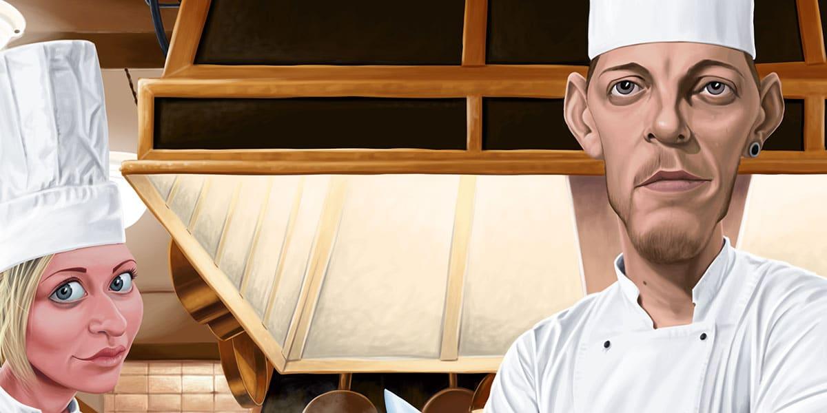 Chef Detail