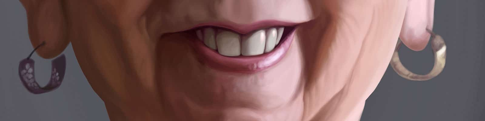 Mouth Detail