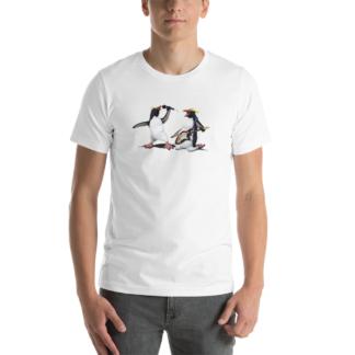 Rock (Animal Illustration) Short-Sleeve Unisex T-Shirt