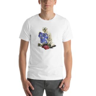 Cool! (Animal Illustration) Short-Sleeve Unisex T-Shirt