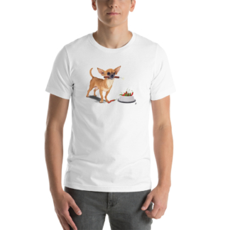 Spicy (Animal Illustration) Short-Sleeve Unisex T-Shirt
