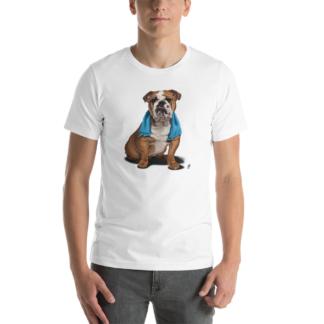 Bull (Animal Illustration) Short-Sleeve Unisex T-Shirt