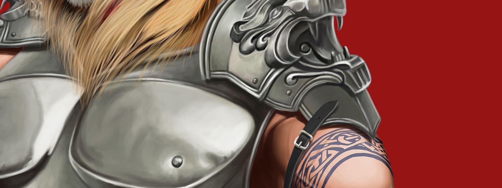 Armour Detail