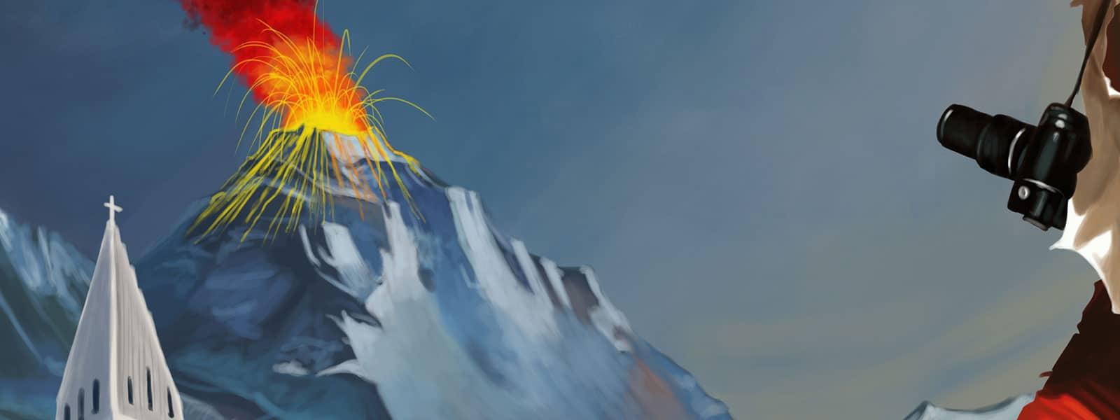 Volcano Detail