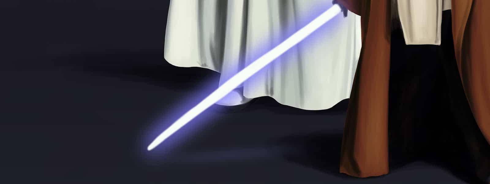 Light Sabre Detail