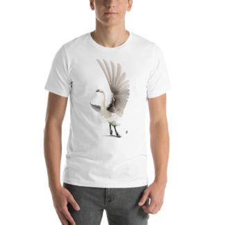 Lake (Animal Illustration) Short-Sleeve Unisex T-Shirt