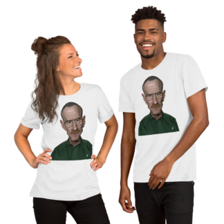 Bryan Cranston (Celebrity Sunday) Short-Sleeve Unisex T-Shirt