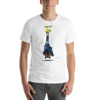 Peared (Animal Illustration) Short-Sleeve Unisex T-Shirt