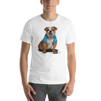 Bull (Animal Illustration) Short-Sleeve Unisex T-Shirt