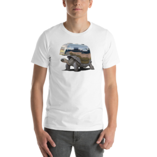 Pimp My Ride (Animal Illustration) Short-Sleeve Unisex T-Shirt