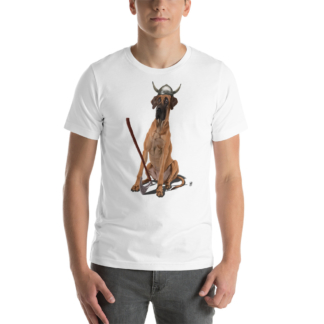 Great! (Animal Illustration) Short-Sleeve Unisex T-Shirt