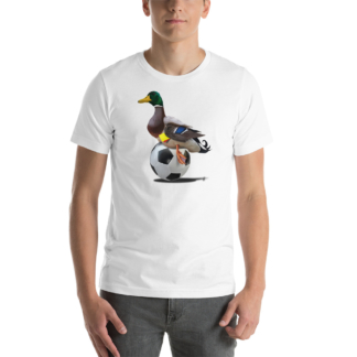 Fowl (Animal Illustration) Short-Sleeve Unisex T-Shirt