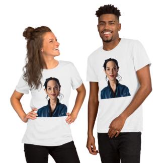 Archie Panjabi (Celebrity Sunday) Short-Sleeve Unisex T-Shirt