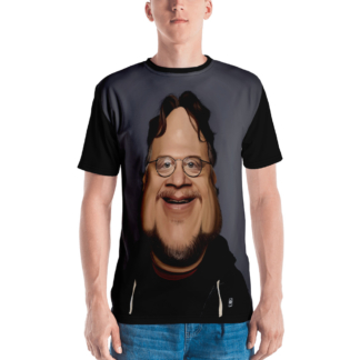 Guillermo Del Toro (Celebrity Sunday) All-Over T-shirt