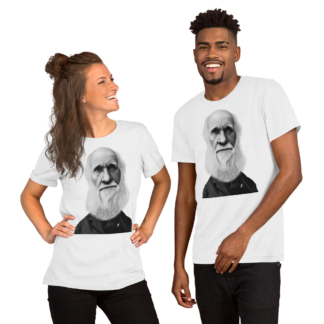 Charles Darwin (Celebrity Sunday) Short-Sleeve Unisex T-Shirt