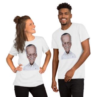 Stan Lee (Celebrity Sunday) Short-Sleeve Unisex T-Shirt