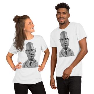 Malcolm X (Celebrity Sunday) Short-Sleeve Unisex T-Shirt