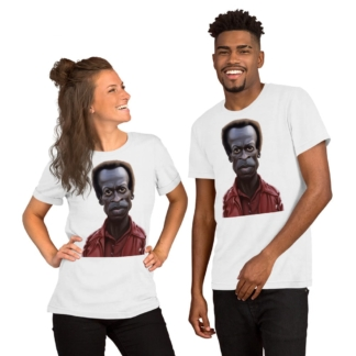 Miles Davis (Celebrity Sunday) Short-Sleeve Unisex T-Shirt