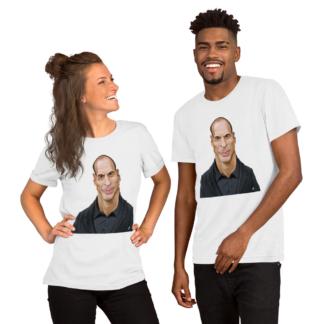 Yanis Varoufakis (Celebrity Sunday) Short-Sleeve Unisex T-Shirt