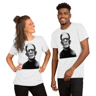 Boris Karloff (Celebrity Sunday) Short-Sleeve Unisex T-Shirt
