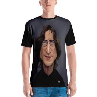 John Lennon (Celebrity Sunday) All-Over T-shirt
