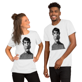 Dustin Hoffman (Celebrity Sunday) Short-Sleeve Unisex T-Shirt