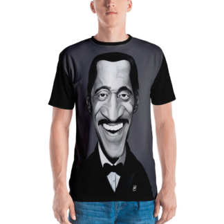 Sammy Davis Jnr (Celebrity Sunday) All-Over T-shirt