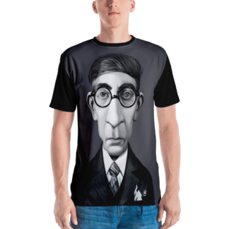Constantine P. Cavafy  (Celebrity Sunday) All-Over T-shirt