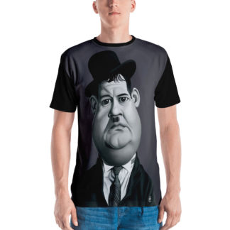 Oliver Hardy (Celebrity Sunday) All-Over T-shirt