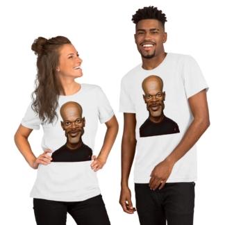 Samuel L Jackson (Celebrity Sunday) Short-Sleeve Unisex T-Shirt