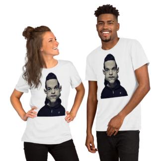Rami Malek (Celebrity Sunday) Short-Sleeve Unisex T-Shirt
