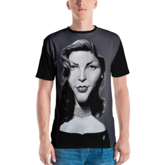 Lauren Bacall (Celebrity Sunday) All-Over T-shirt