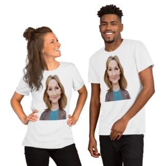 J.K.Rowling (Celebrity Sunday) Short-Sleeve Unisex T-Shirt