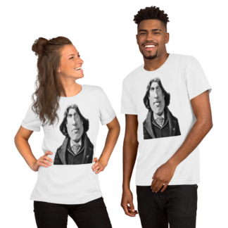 Oscar Wilde (Celebrity Sunday) Short-Sleeve Unisex T-Shirt