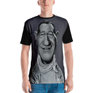 John Wayne (Celebrity Sunday) All-Over T-shirt