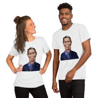 Mads Mikkelsen (Celebrity Sunday) Short-Sleeve Unisex T-Shirt