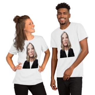 Patti Smith (Celebrity Sunday) Short-Sleeve Unisex T-Shirt