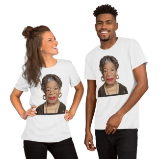 Maya Angelou (Celebrity Sunday) Short-Sleeve Unisex T-Shirt