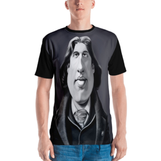Oscar Wilde (Celebrity Sunday) All-Over T-shirt