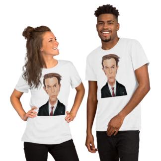 David Bowie (Celebrity Sunday) Short-Sleeve Unisex T-Shirt