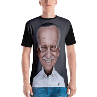 Stan Lee (Celebrity Sunday) All-Over T-shirt