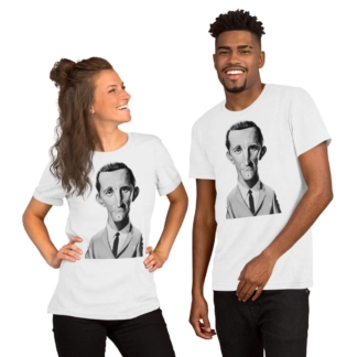 Kirk Douglas (Celebrity Sunday) Short-Sleeve Unisex T-Shirt