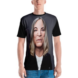Patti Smith (Celebrity Sunday) All-Over T-shirt