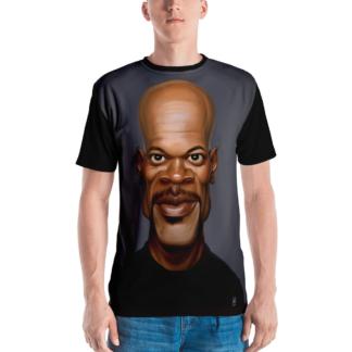 Samuel L Jackson (Celebrity Sunday) All-Over T-shirt