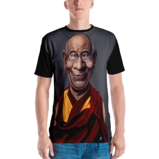 Dalai Lama (Celebrity Sunday) All-Over  T-shirt