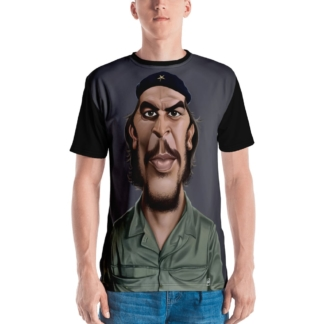 Che Guevara (Celebrity Sunday) All-Over  T-shirt