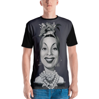 Carmen Miranda (Celebrity Sunday) All-Over T-shirt